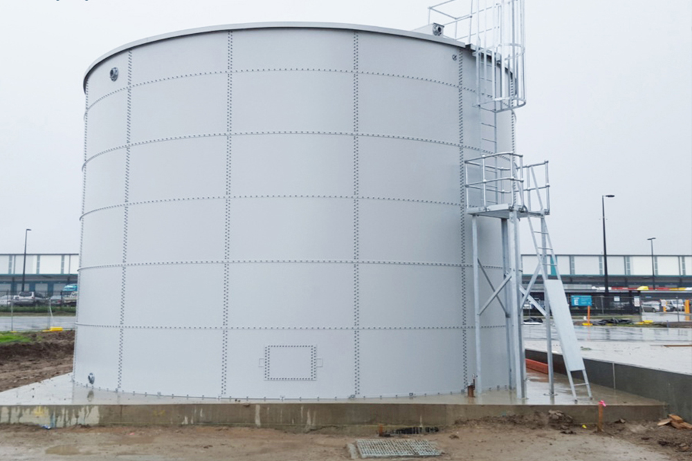Commercial Bolted Water Tank | Fire Tank Services - Alstore